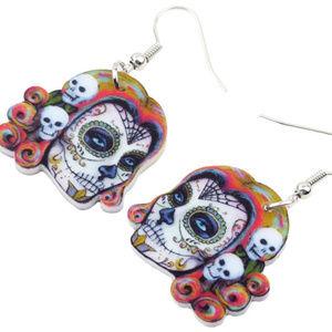 Jewelry - New Sugar Skull / Dia De los Muertos / Halloween